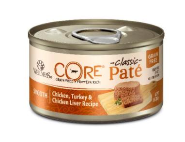 美國 無穀物雞肉火雞雞肝配方 5.5oz