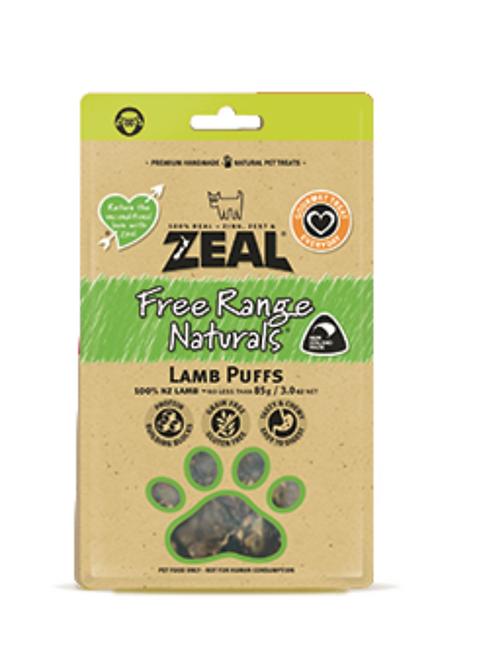 Zeal 紐西蘭天然羊肺粒 85g