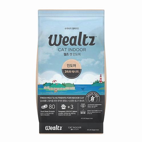 Wealtz 室內貓 - 全貓配方 6kg
