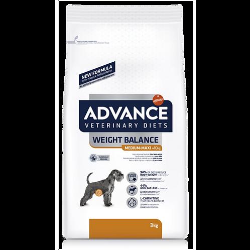 ADVANCE處方狗糧 – 減肥專用(適合體重10kg以上中大型犬種)3KG