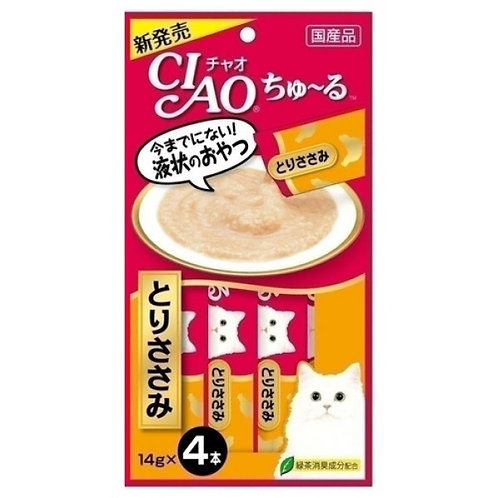 CIAO 雞肉醬(14g x4)