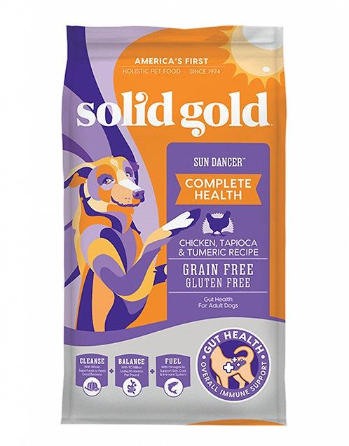 SOLID GOLD 素力高 無穀物 (低卡) 乾狗糧 4lb/ 24lb