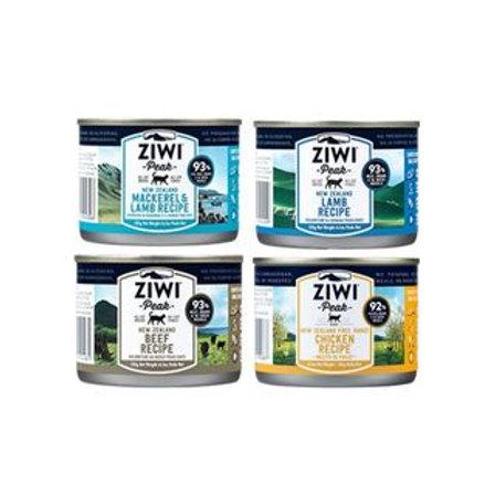 紐西蘭 ZiwiPeak罐頭6.5oz(原箱12罐)