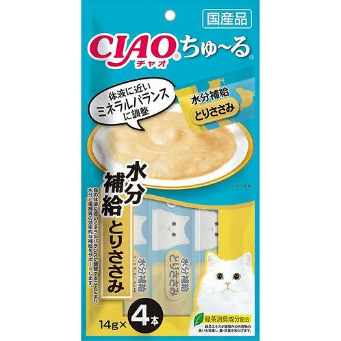 CIAO 水分補給 雞肉醬(14g x4)
