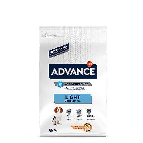 ADVANCE特殊護理中/大型成犬糧–輕體配方3KG(適合體重10-30kg)