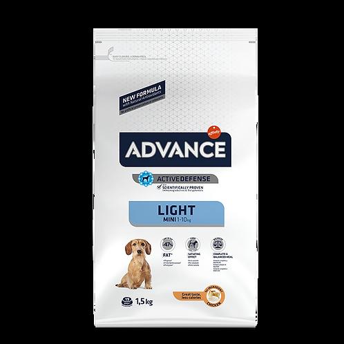 ADVANCE特殊護理小型成犬糧 – 輕體配方1.5KG(適合體重1-10kg)