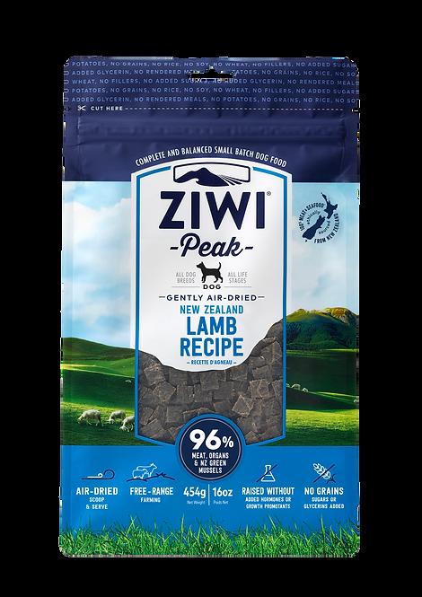 紐西蘭 無穀物 風乾羊肉配方 1kg/ 2.5kg/ 4kg