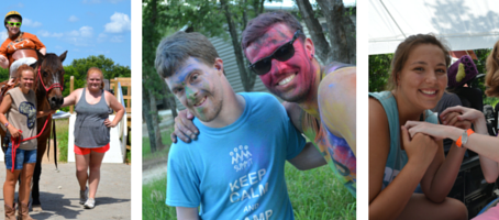 Make a Difference at Camp Summit