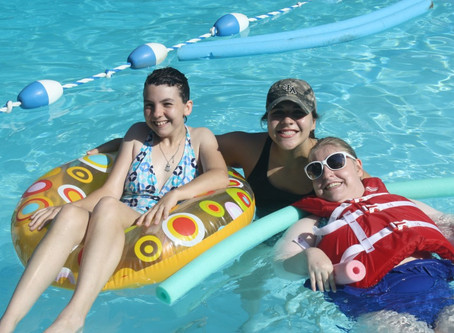 Last chance for Summer Camp! Spots available for kids and teens with Special Needs!