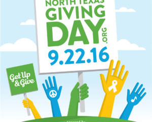 North Texas Giving Day is right around the corner!