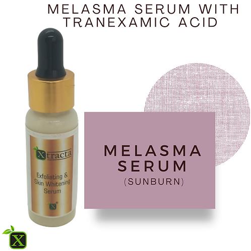 Exfoliating and Skin Whitening Serum