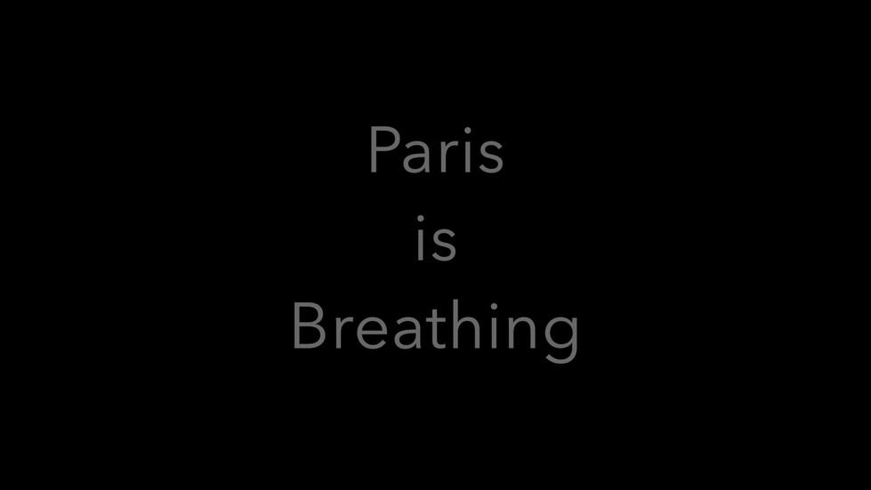 Paris is Breathing (2020)