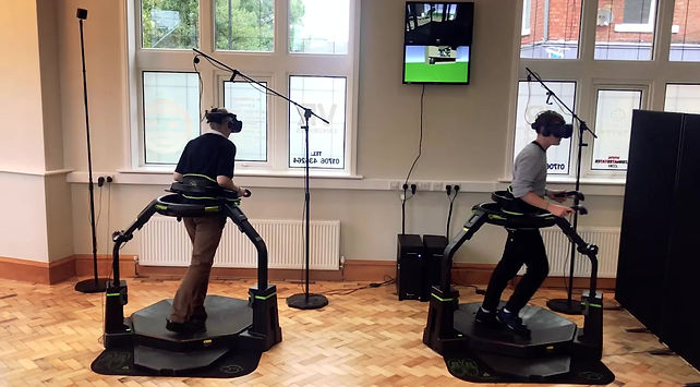 Alternate Statest Virtual Reality Solution as for the first time people are allowed to physically walk around a building porject before it has been completed or we can record and walk around exisiting buildings