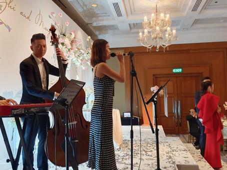Jazz Trio at Four Seasons