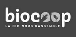 Biocoop réduit grisé