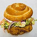 Lemmon's Fried Chicken Sandwich