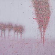 06 Park,shinsook, beyond the cloud 50x61cm oil on canvas 2015