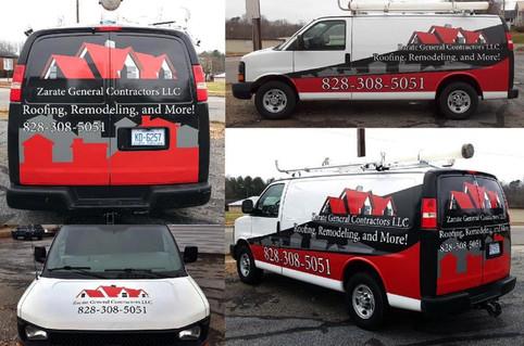 Zarate General Contractors LLC
