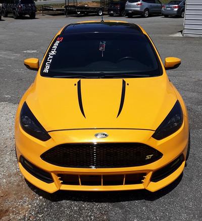 Ford Focus Stripes