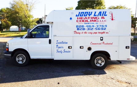 Jody Lail Heating & Cooling
