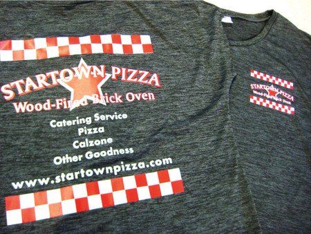 Startown Pizza Tees
