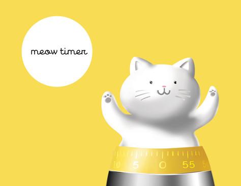 Meow Timer