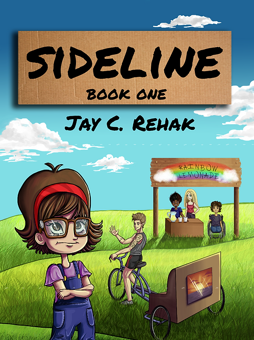 Class Set of 30 Sideline (Book One) Novels
