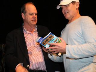 Mark Cuban, Shark Tank Entrepreneur, and Dallas Mavericks Owner, Reads Sideline