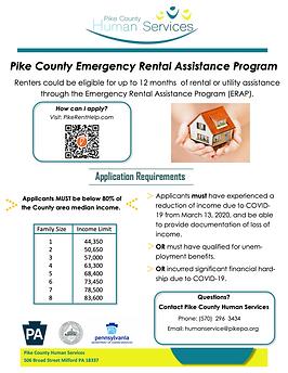 Pike County Emergency Rental Assistance.