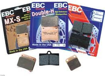 EBC Organic brakes - Labretta