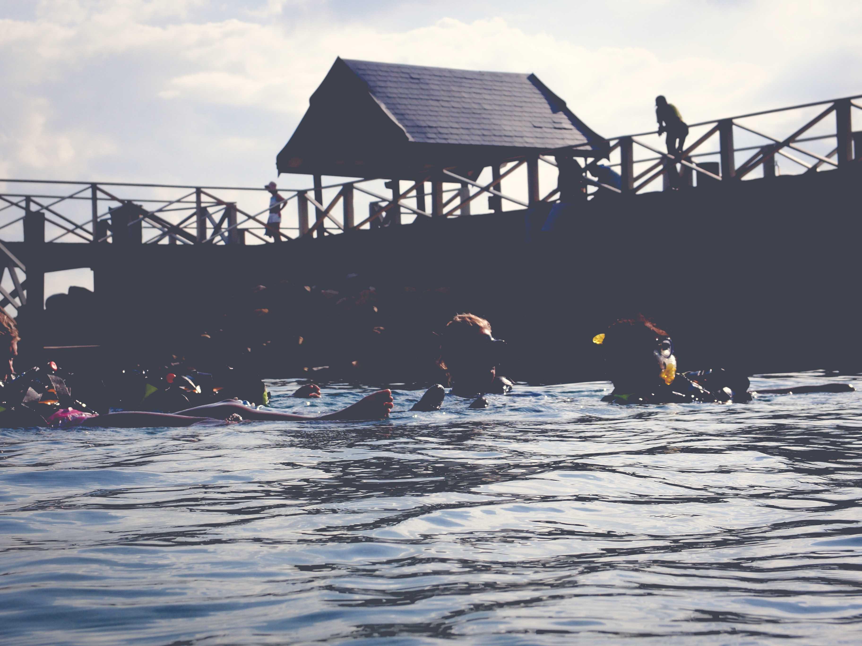 Diving Tioman