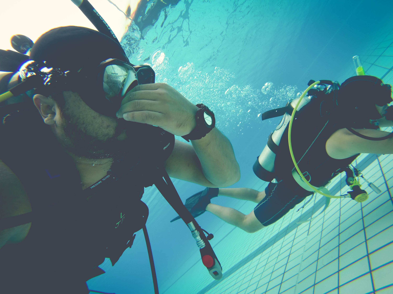 Diver Equalization