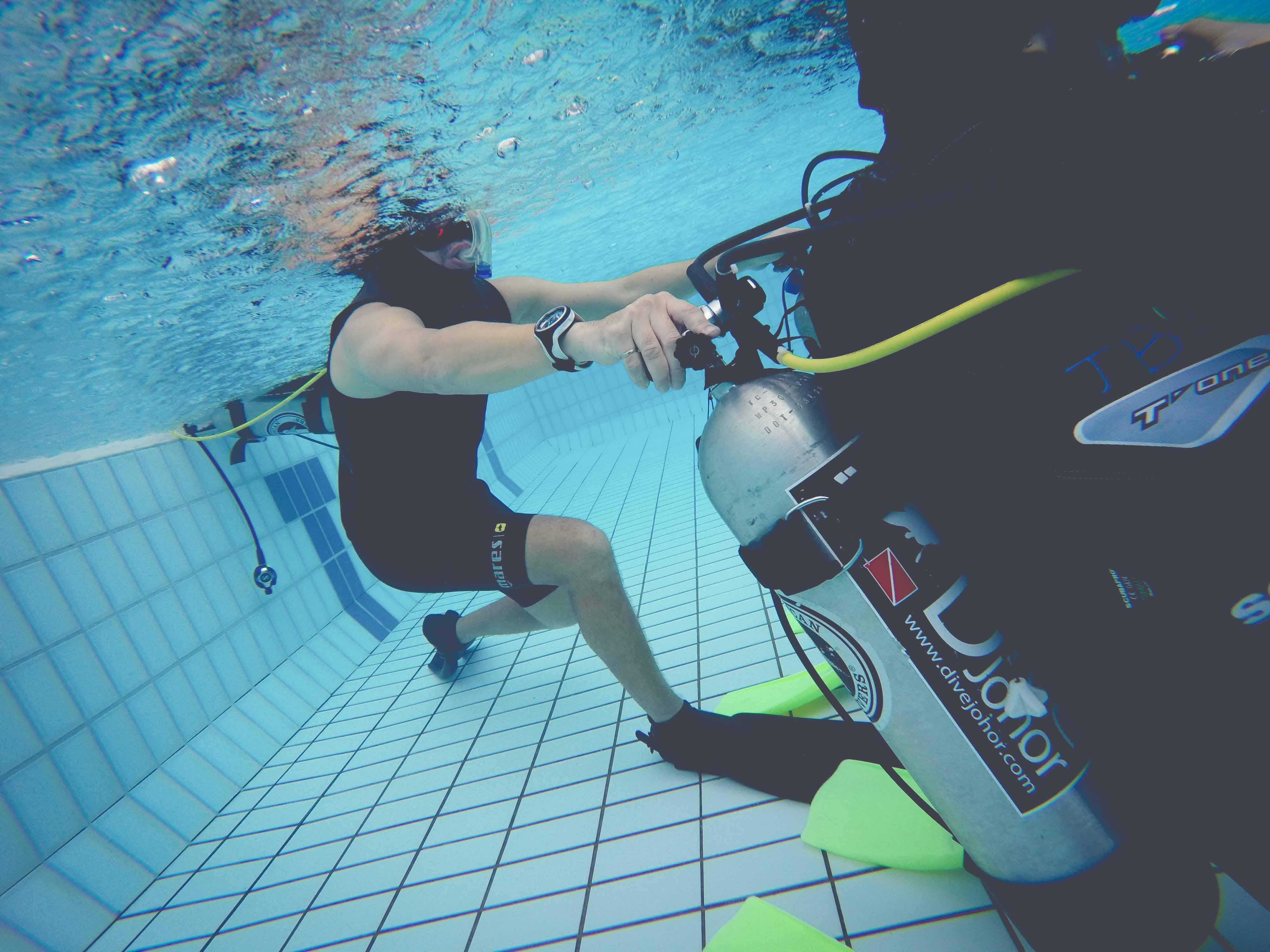 Diver Control