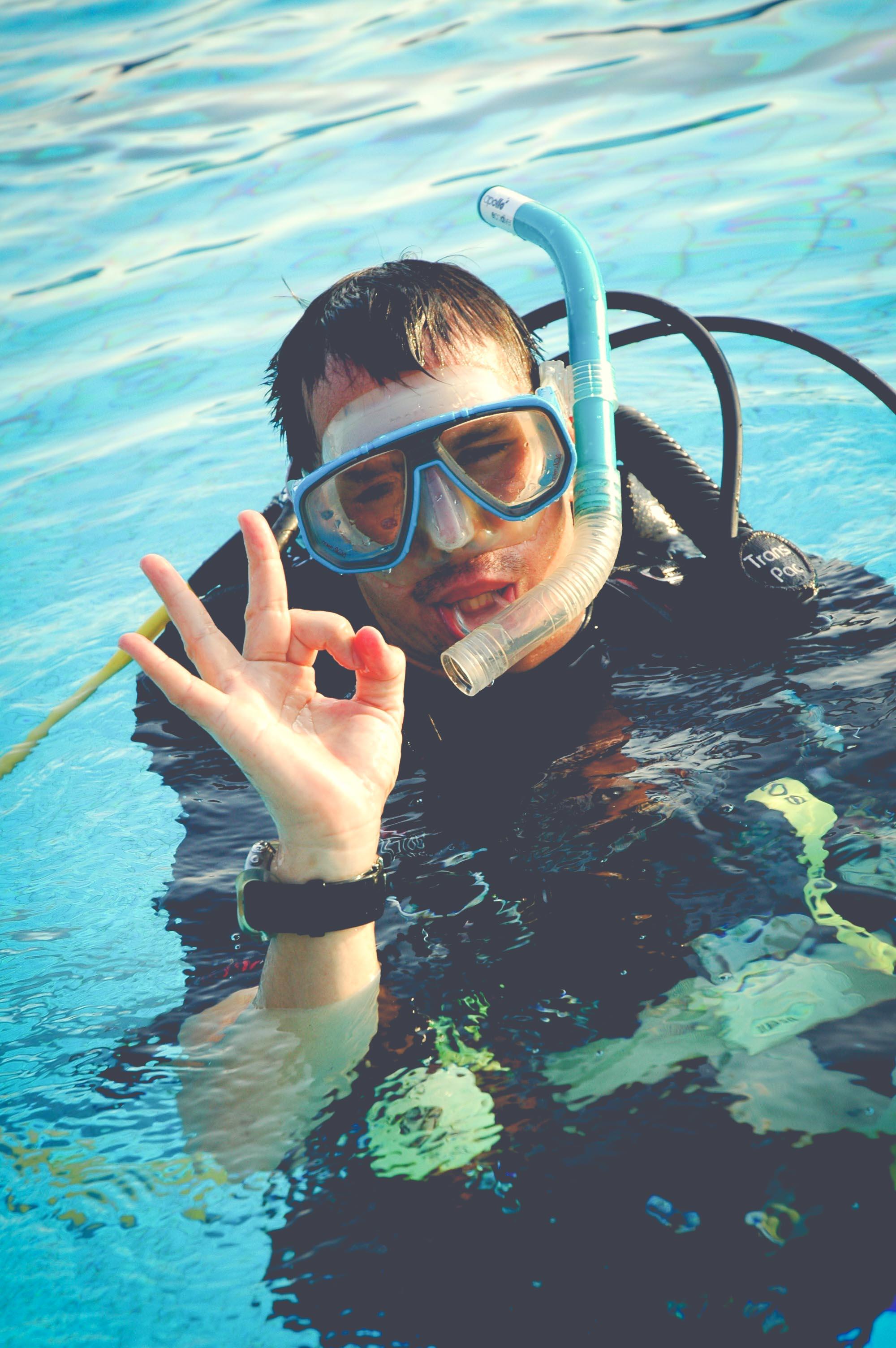 Diver Ok