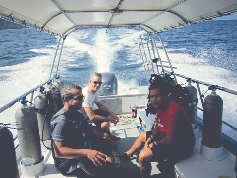 Dive Trip Tioman Malaysia