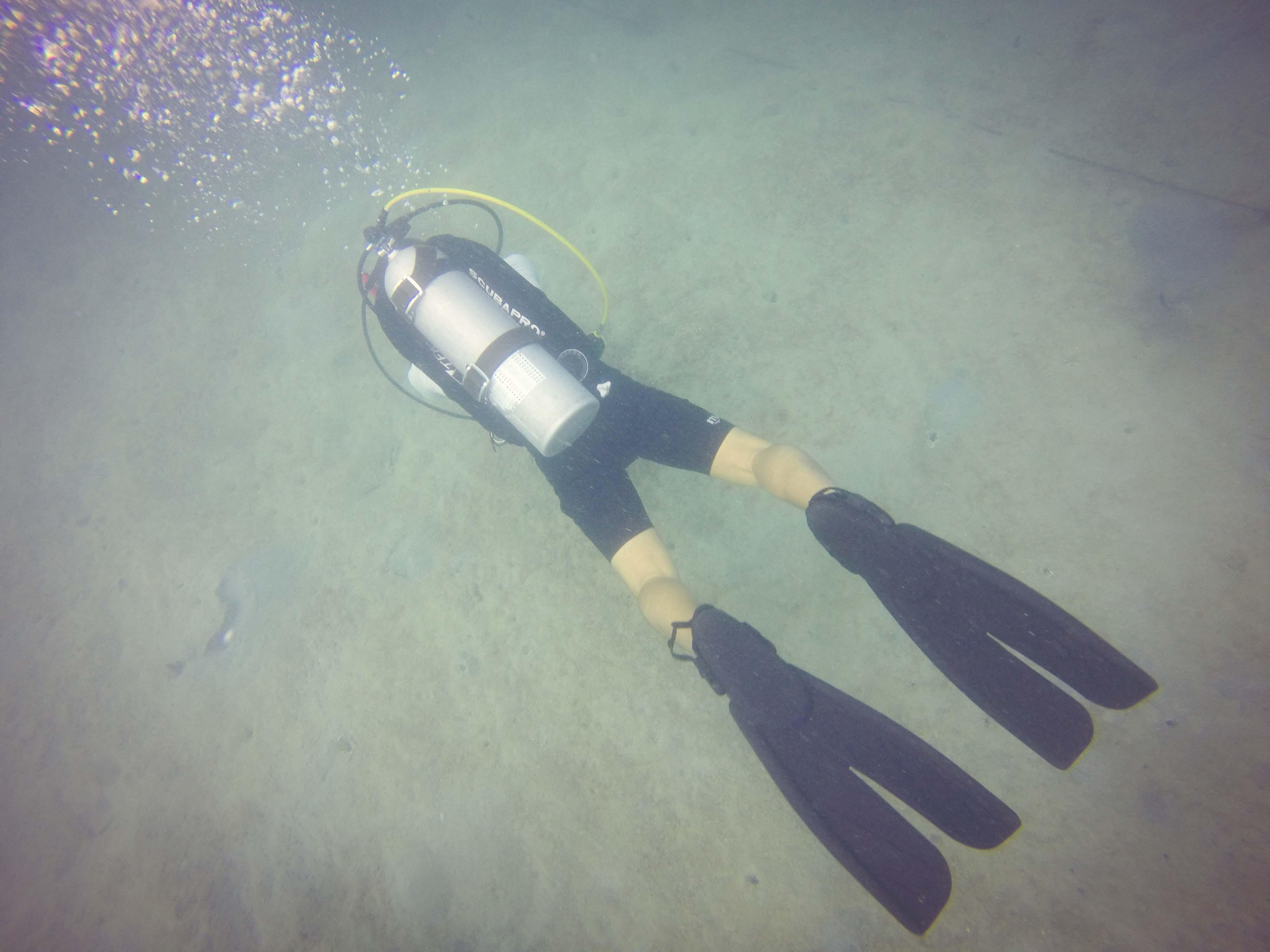 Buoyancy Skills