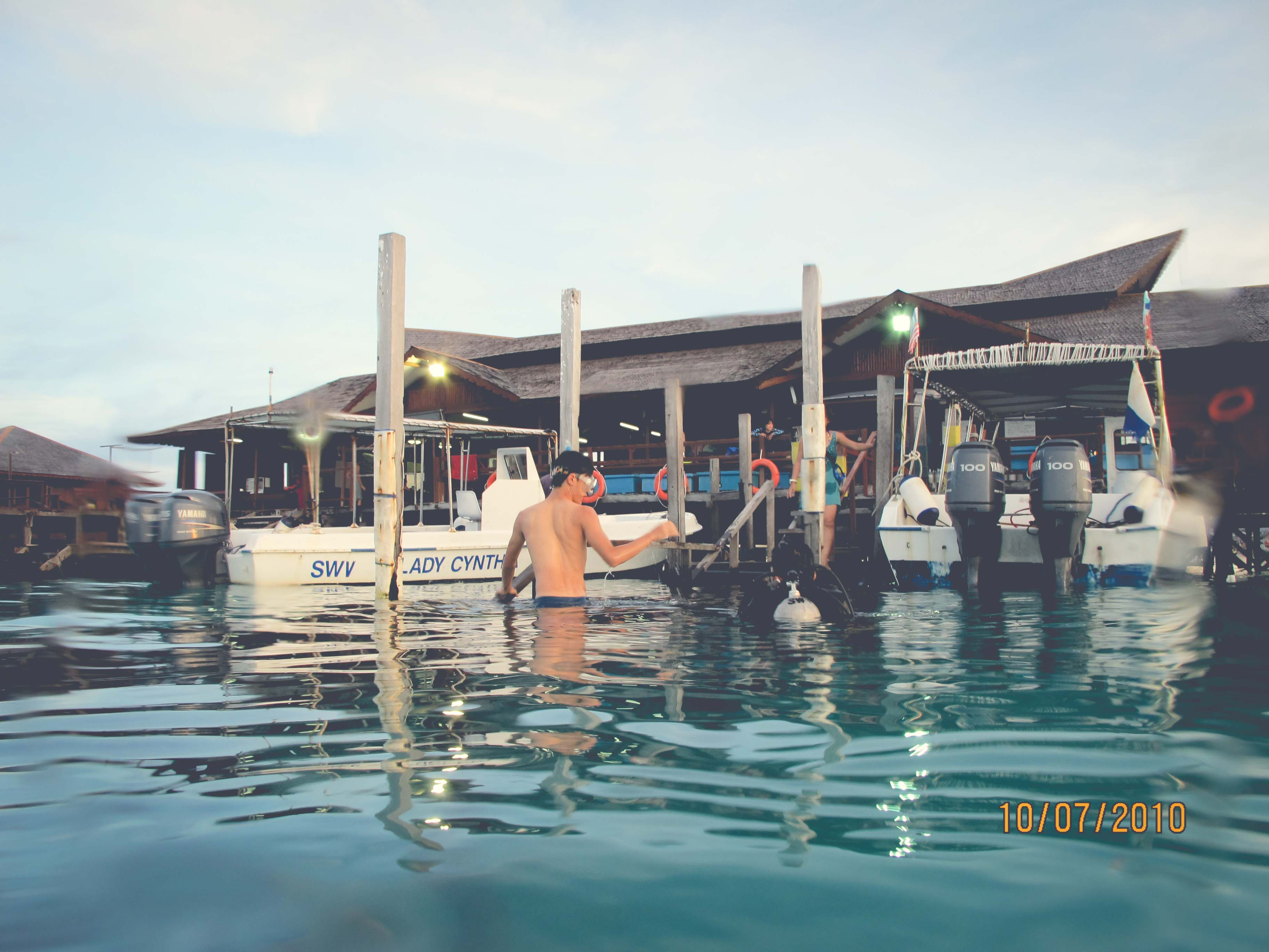 Mabul House Reef