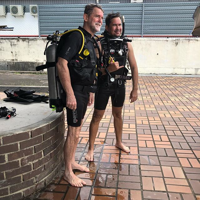 #refresherdive _#reactivate _#divejohor _#divingseasonopening