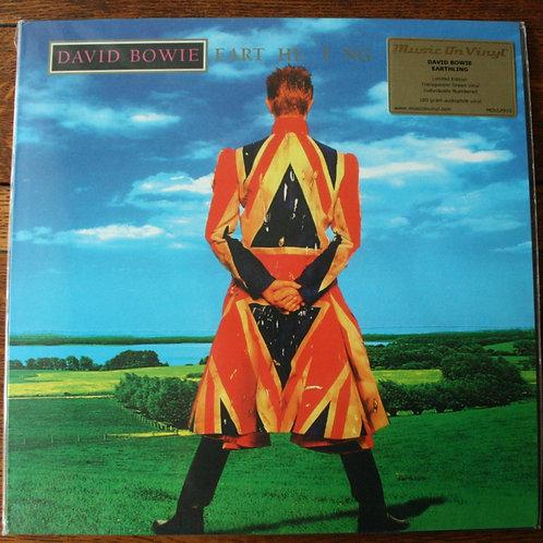 David Bowie - Earthling (Ltd Edition, Green Vinyl) 2013 UK