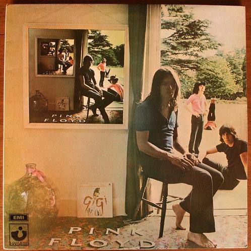 Pink Floyd - Ummagumma, UK, 1971, Front Cover.