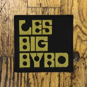 Les Big Byrd - Black And Gold, Embroider