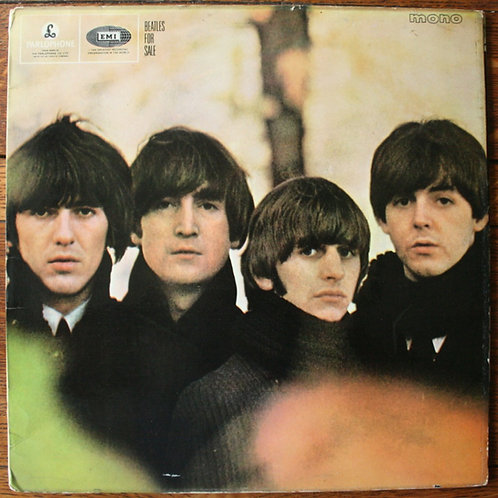 The Beatles - Beatles For Sale, 1964, UK