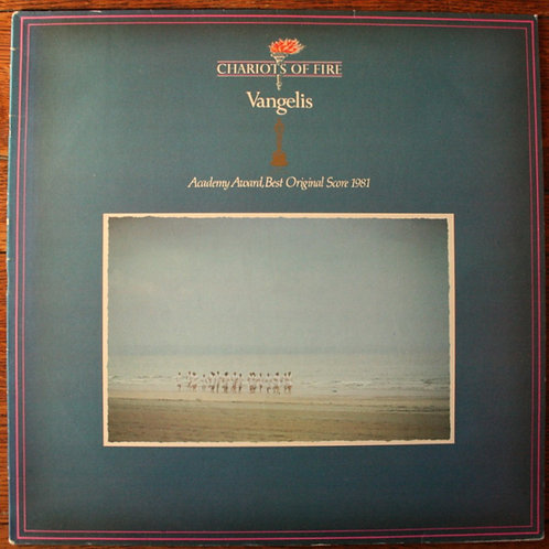 Vangelis - Chariots Of Fire (Motion Picture), 1982, UK