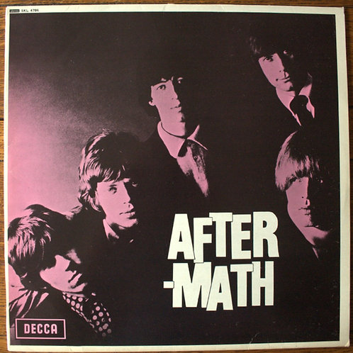 The Rolling Stones - Aftermath, 1982, UK
