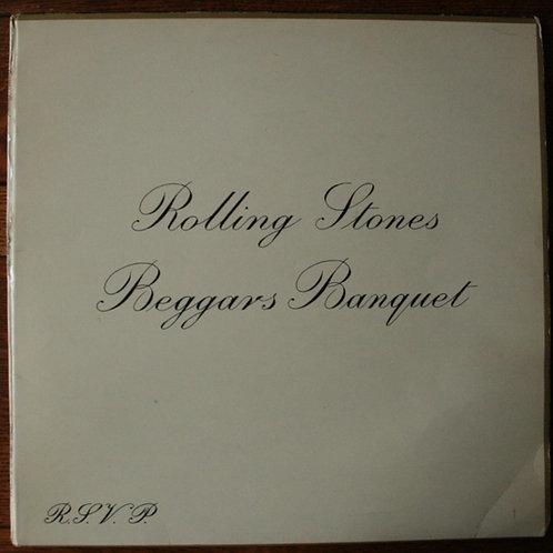 The Rolling Stones - Beggars Banquet, 1968 UK