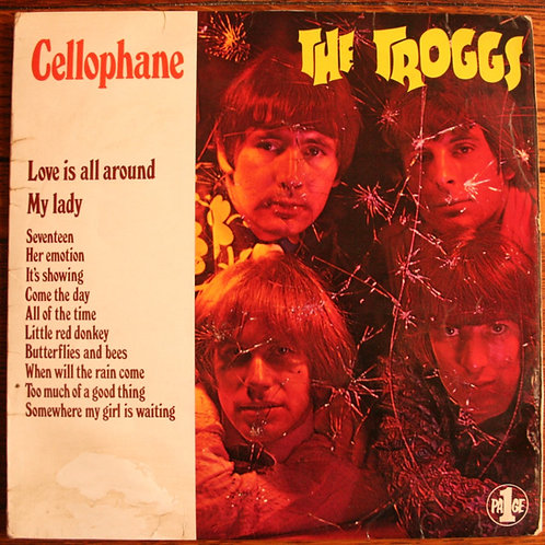 The Troggs - Cellophane, 1967, UK