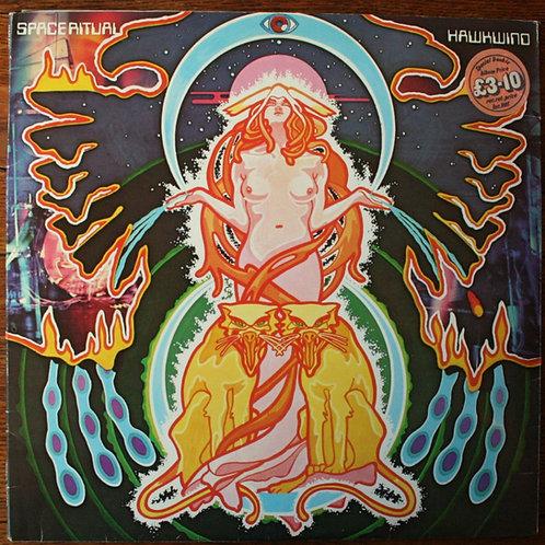 Hawkwind - Space Ritual, 1973, UK