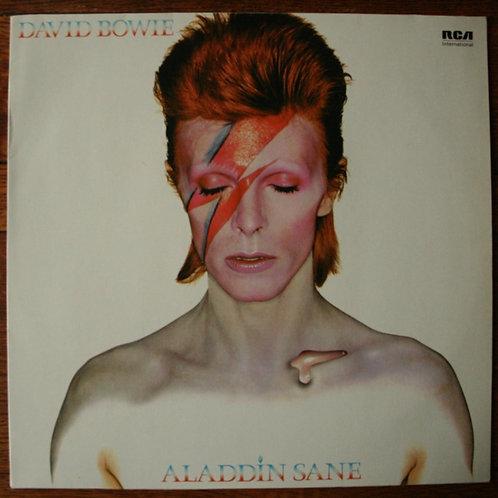 David Bowie - Aladdin Sane, 1981, Germany