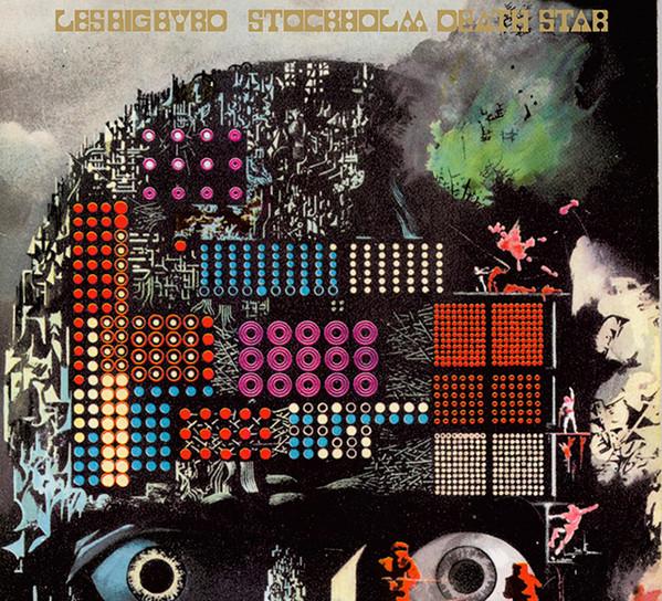 Les Big Byrd - Stockholm Death Star EP