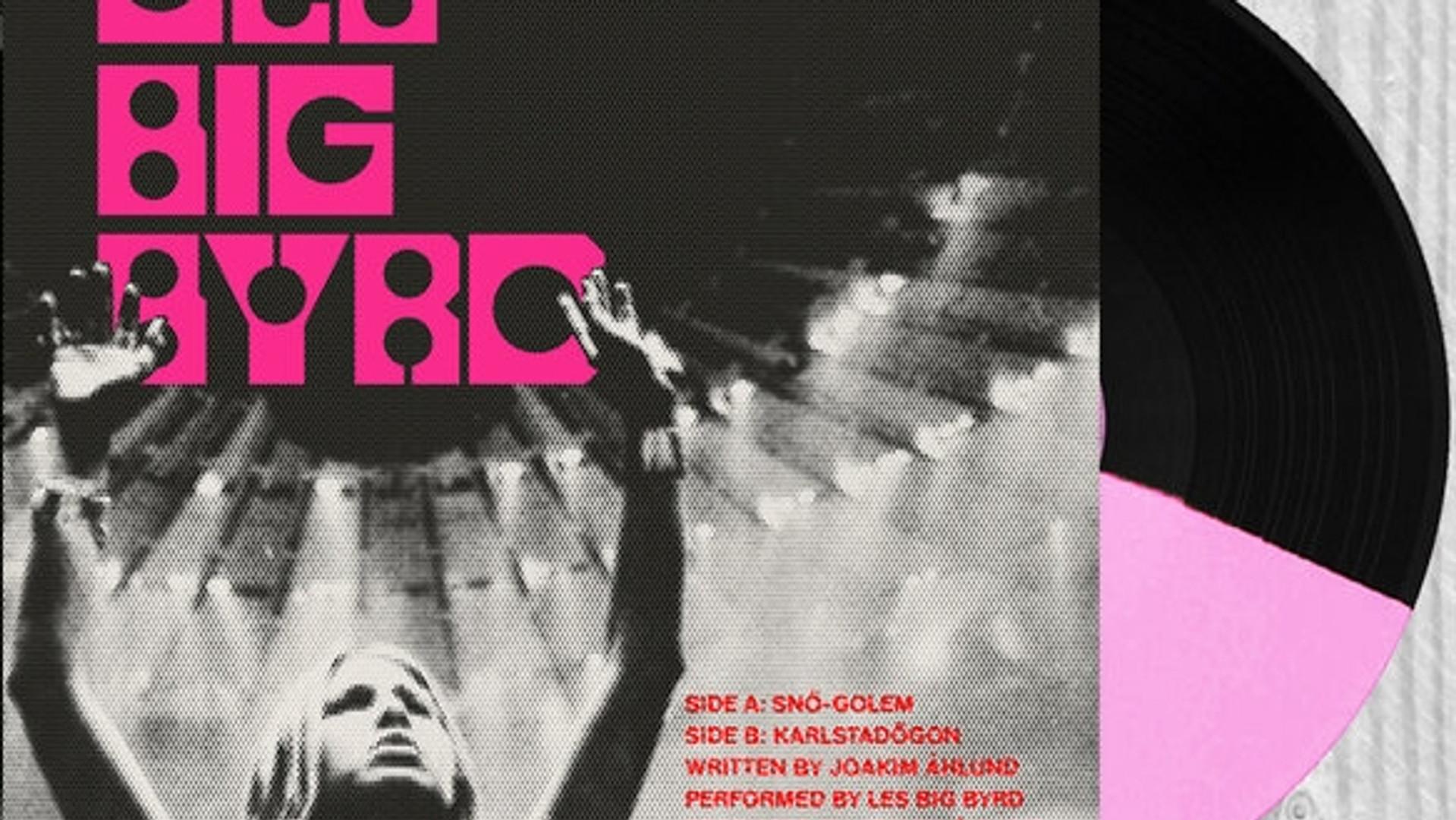 Les Big Byrd - Sno-Golem (Live)